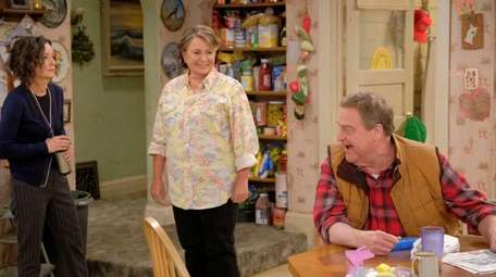 Iconic comedy series 'Roseanne' returns to ABC.