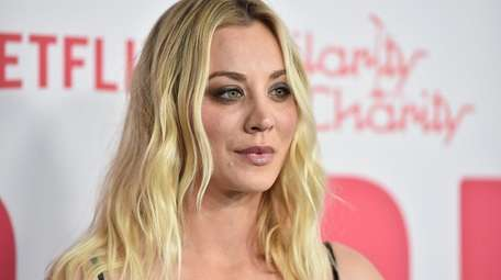 Kaley Cuoco attends the 6th Annual Hilarity For