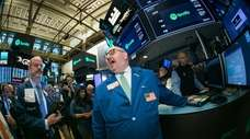 Spotify lists on the NYSE via a direct