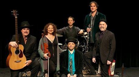The Klezmatics will perform at Adelphi Performing Arts