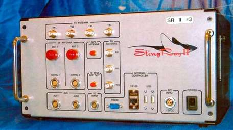 The StingRay II, a cellular site simulator used