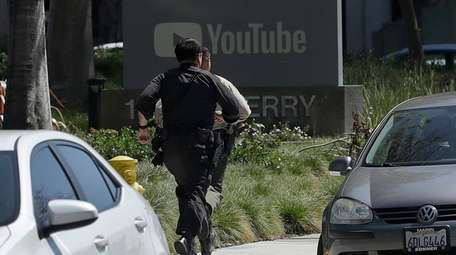 Officers respond to reports of an active shooter
