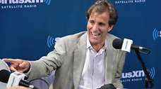 Chris Russo at a SiriusXM Town Hall hosted