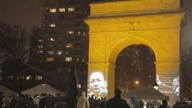 New Yorkers honor the 50th anniversary of the
