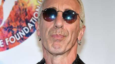 Dee Snider will be a special guest star
