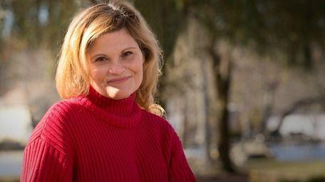 Natasha Alexenko, a rape survivor and advocate from