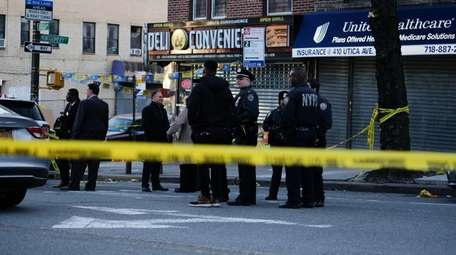 Police shot and killed a man in