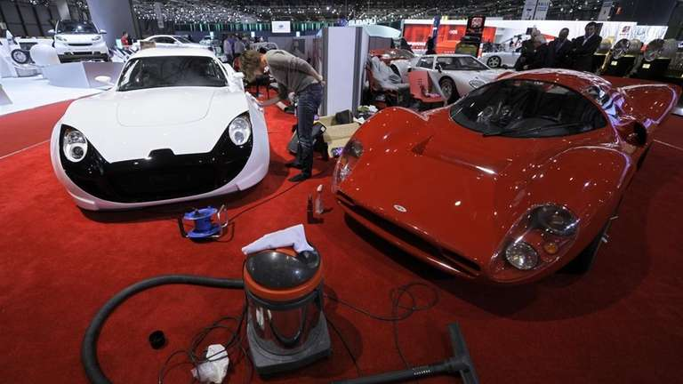 Car makers will emerge from the gloom of