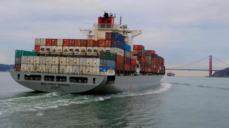 US February trade balance Dollars  -57.6bln vs -56.8bln exp