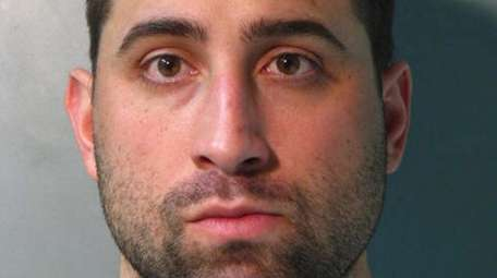 Brett Zebrowski, 29, of Bayville, was arrested Tuesday,