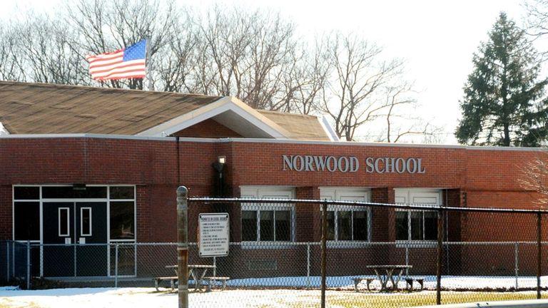 Norwood Elementary School in Port Jefferson. (March 1,