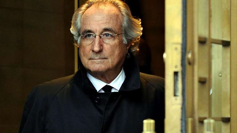In the days after Bernard Madoff was arrested
