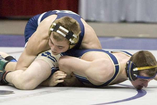 John Glenn's Nick Meinsen won the state title