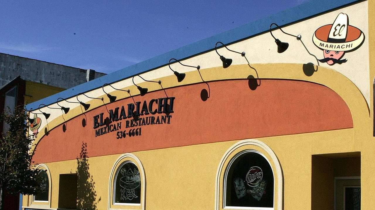 Mexican Restaurants In Long Island With Mariachi