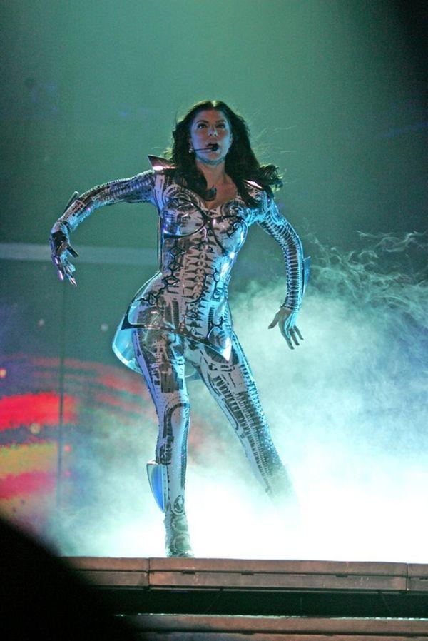 The Black Eyed Peas perform at the Nassau