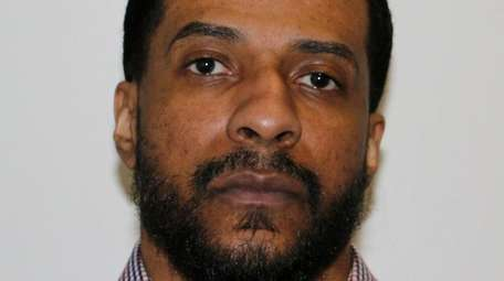 Eric Smith, 37, of East Meadow, was charged
