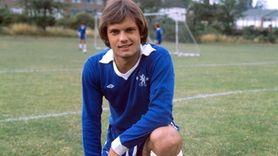 Chelsea captain Ray Wilkins in 1976.