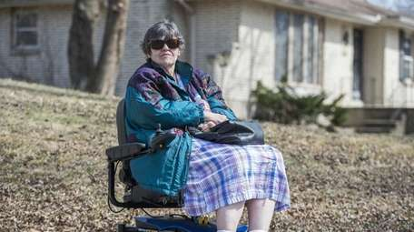 Marjorie Prunty, 74, of Kansas City, is among