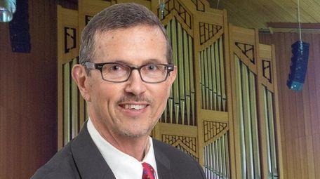 The Rev. Ned Wight, interim senior minister, Unitarian