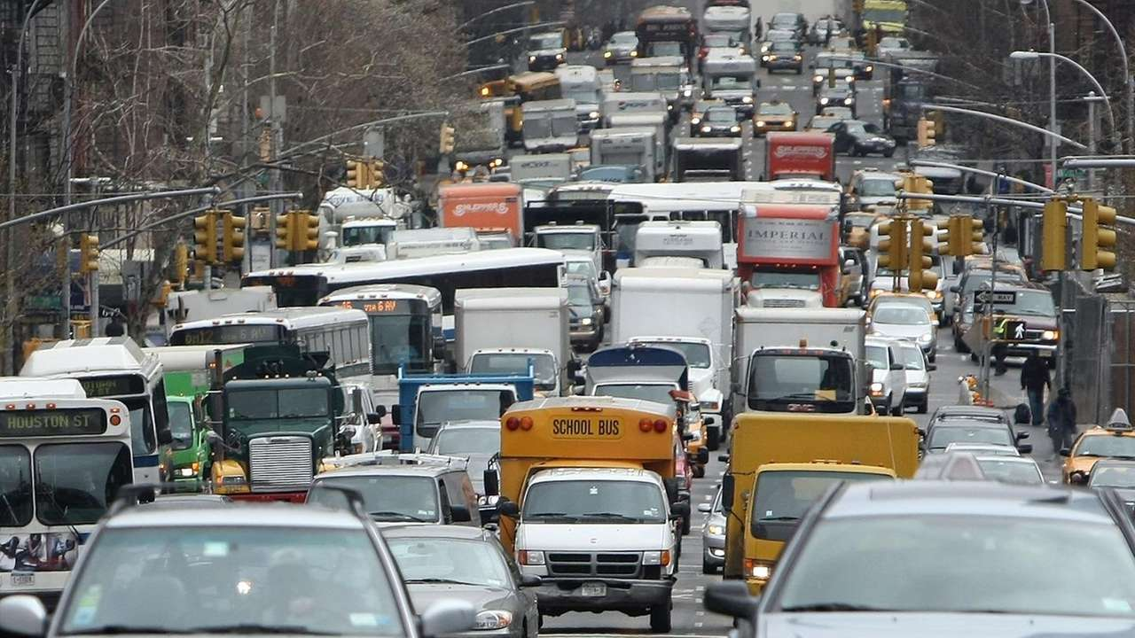 NYC traffic plan stuck in neutral | Newsday