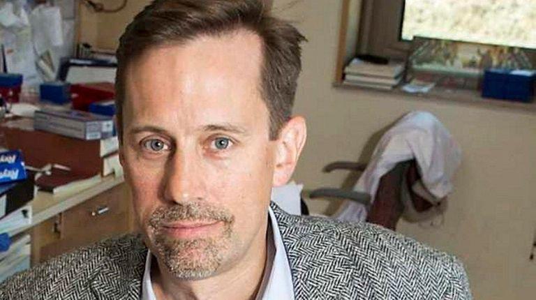 Dr. David Tuveson of Cold Spring Harbor has