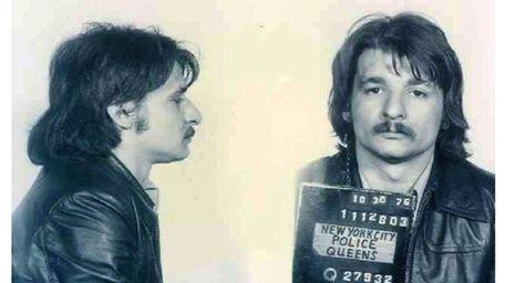 Joseph Quartieri?s mug shot from 1976.