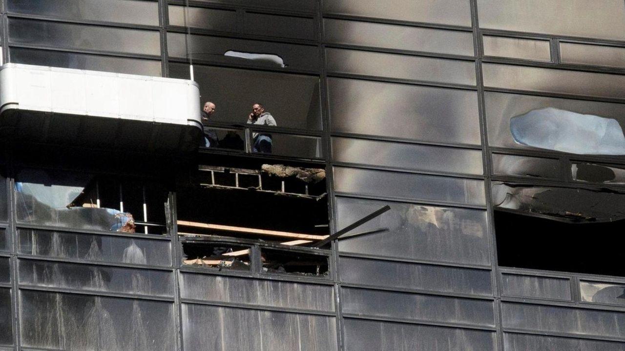 New York City Fire Department Commisioner Dan Nigro