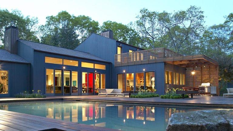 Architect Paul Masi's renovation of this East Hampton