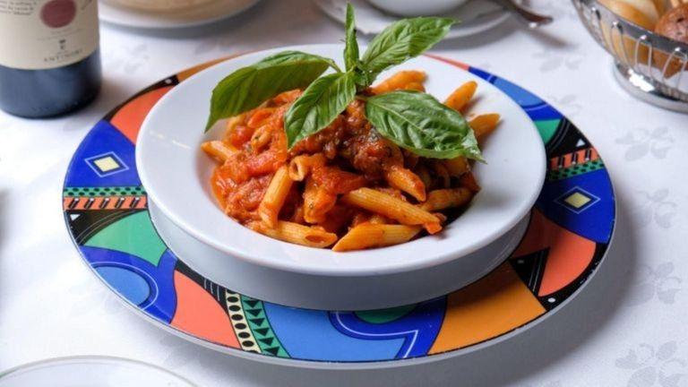 Stresa Italian restaurant in Manhassetwas sold in January