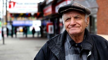 Mario Cavalluzzo, 73, of Elmont, is angry that