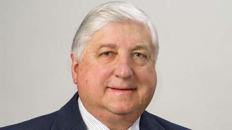 Peter N. Zogas of Rockville Centre has been