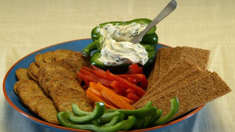 Hydrolyzed vegetable protein, an ingredient in many dips,