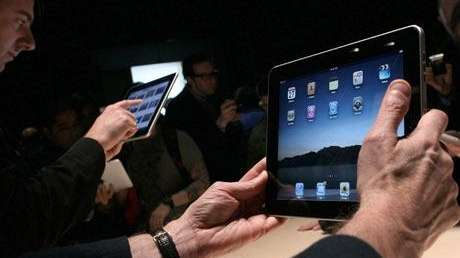 Apple's iPad is set to be released April