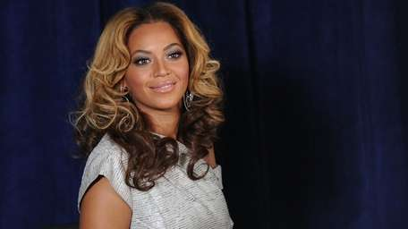 NEW YORK - MARCH 05: Recording artist Beyonce