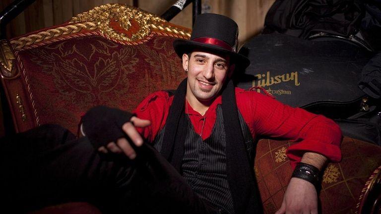 Greg Raposo, formerly of boy band Dream Street,