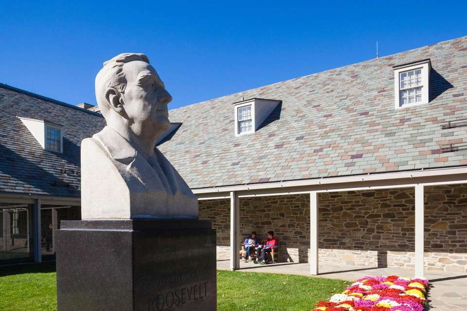 Franklin D. Roosevelt Presidential Library, Hyde Park, New