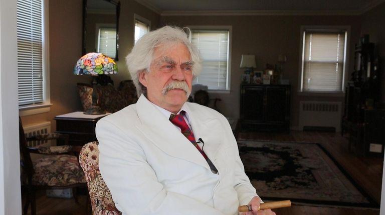 Robert Alvey is a longtime resident of Garden