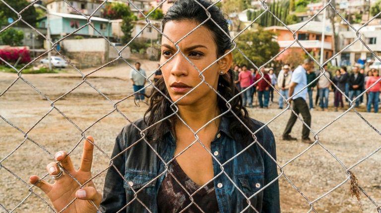 Danay Garcia stars as Luciana in