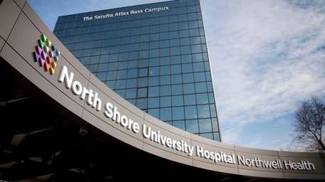 Northwell Health, whose hospitals include North Shore University