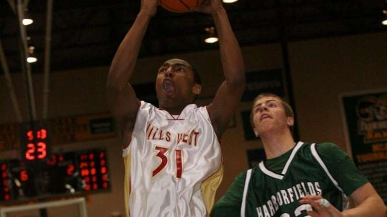 Farmingdale, NY, 3.6.10. Suffolk High School Basketball Championship
