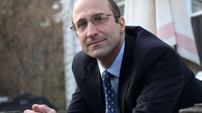 Jay Silverstein, the former guidance director of the
