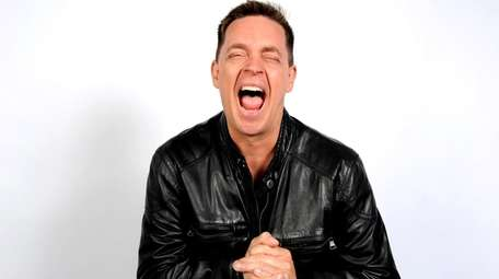 Jim Breuer, a Valley Stream native, got his
