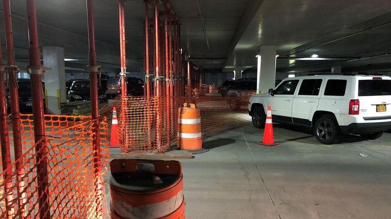 Lovely The Hicksville Parking Garage, Shown Wednesday, Will Close