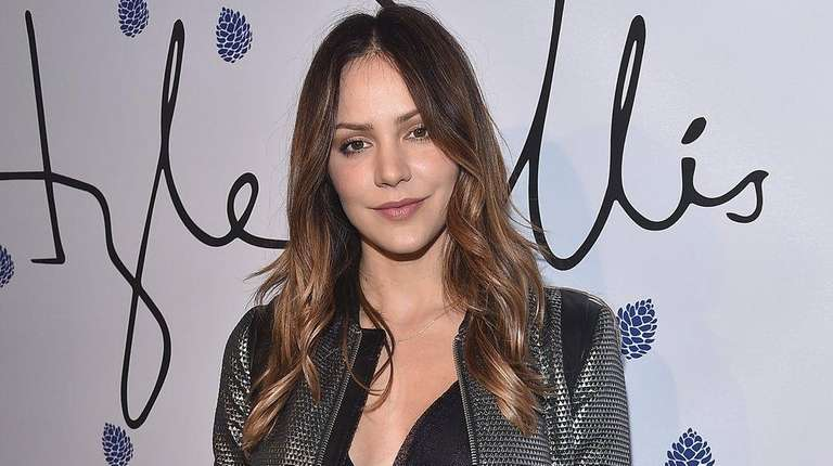 Singer and actress Katherine McPhee joined the cast