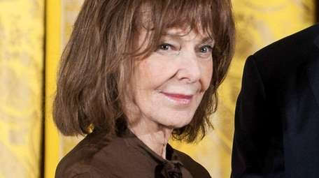 Elaine May before she received a National Medal