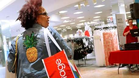Macy's will open more Backstage stores this year,