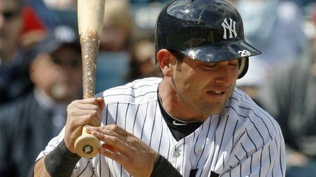 New York Yankees catcher Francisco Cervelli (29) is