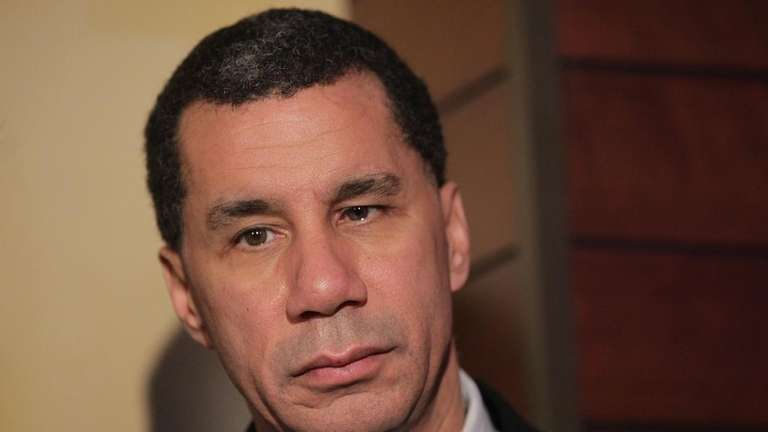 Gov. David A. Paterson on Wednesday agreed with