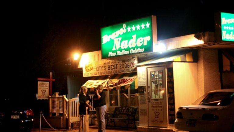 Bravo! Nader, an Italian restaurant in Huntington, is