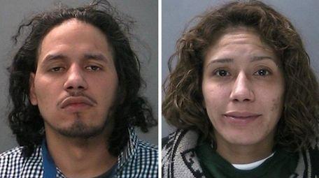 Anthony Cordero, 30, and his sister, Demaris Cordero,